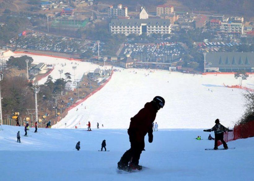 【韓國滑雪自由行】滑雪穿搭、裝備租借…韓國12大精選滑雪場懶人包