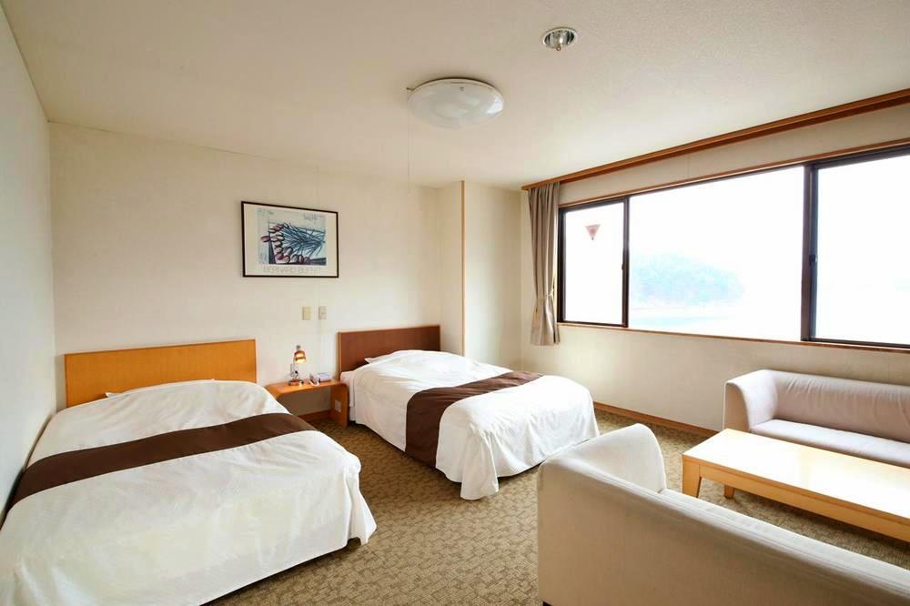 富士山-西湖-住宿-足和田-西式雙床房