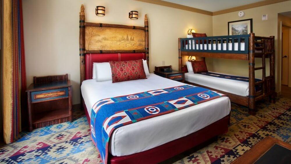 美國-迪士尼-住宿-佛羅里達維德尼斯旅館
