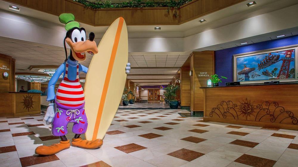美國-迪士尼-住宿-迪士尼天堂碼頭酒店