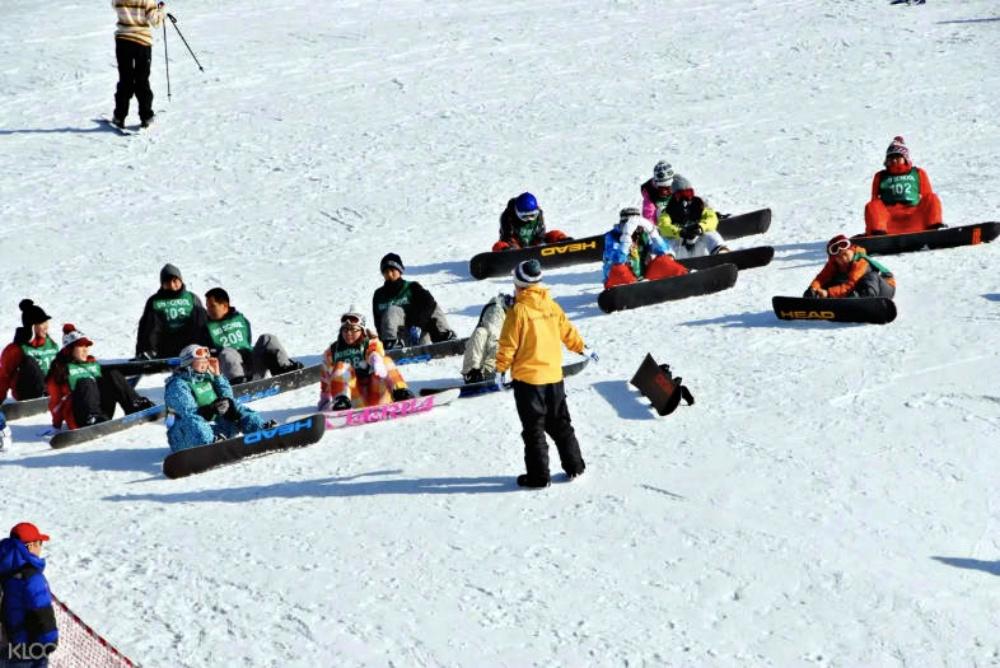韓國-釜山-伊甸園山谷滑雪度假村
