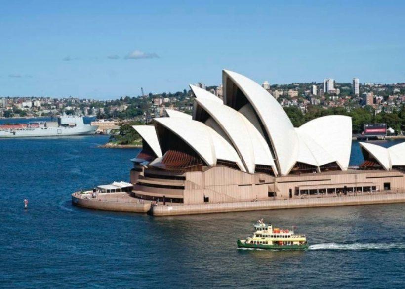 【澳洲雪梨自由行】到南半球避寒去!雪梨交通、十大熱門景點一篇搞定!