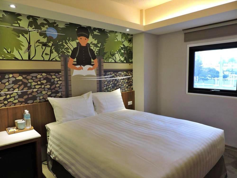 花蓮-飯店-回然慢時旅居-雙人房