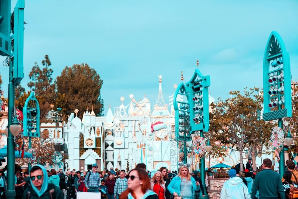 美國-加州-迪士尼-米奇妙妙屋