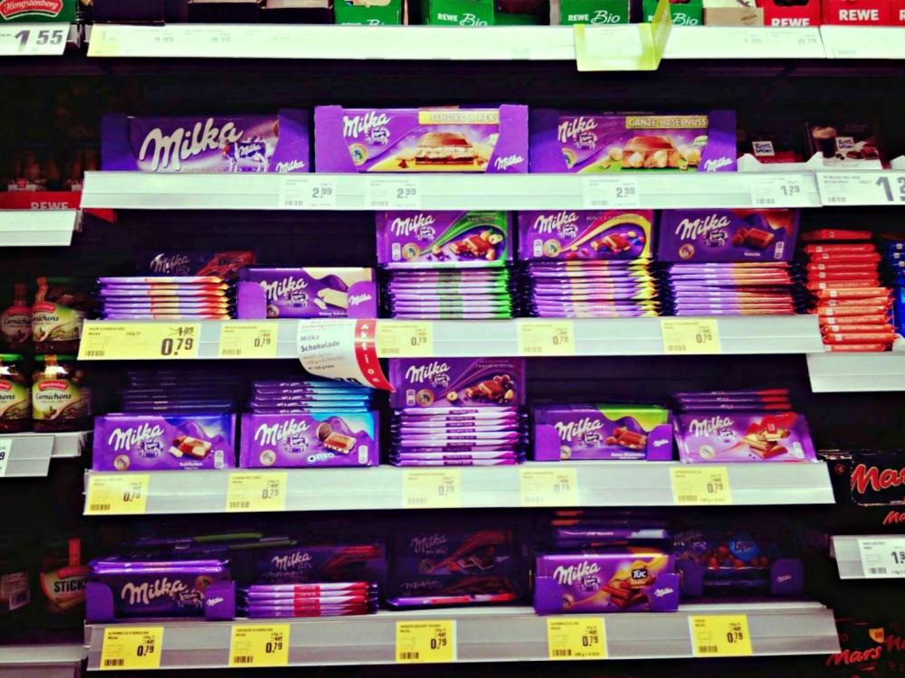 德國-必買-mikka-巧克力