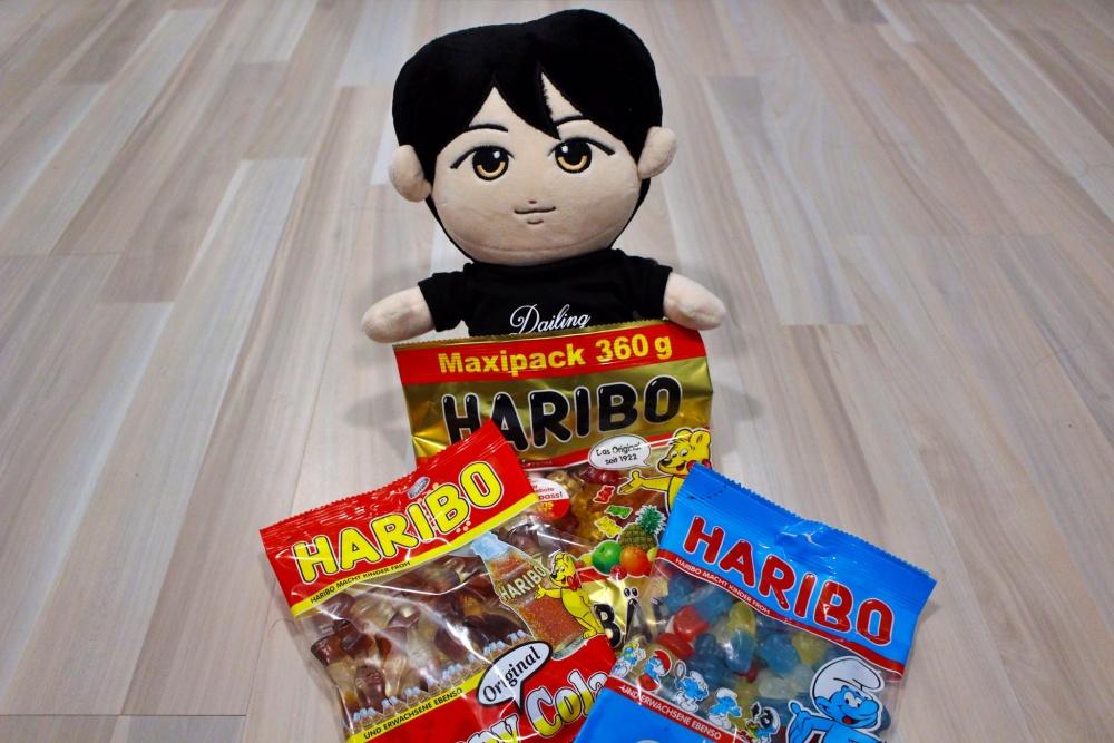 德國-必買-Haribo-小熊軟糖