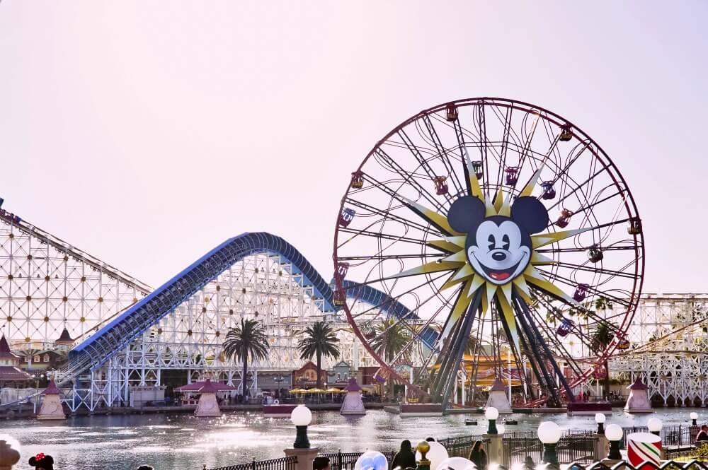 美國-加州-迪士尼-遊樂設施