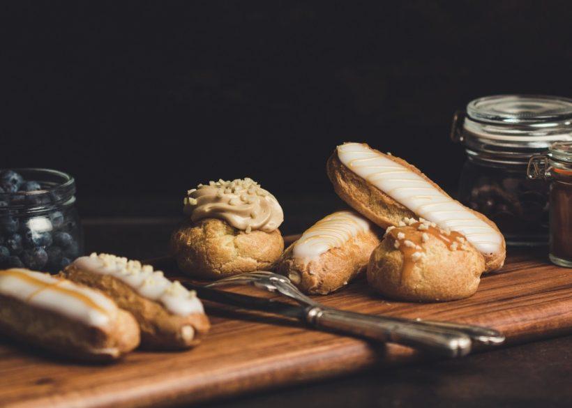 【台中美食推薦】愛甜食的人有福了!甜甜圈、泡芙…勤美商圈美食看這裡!