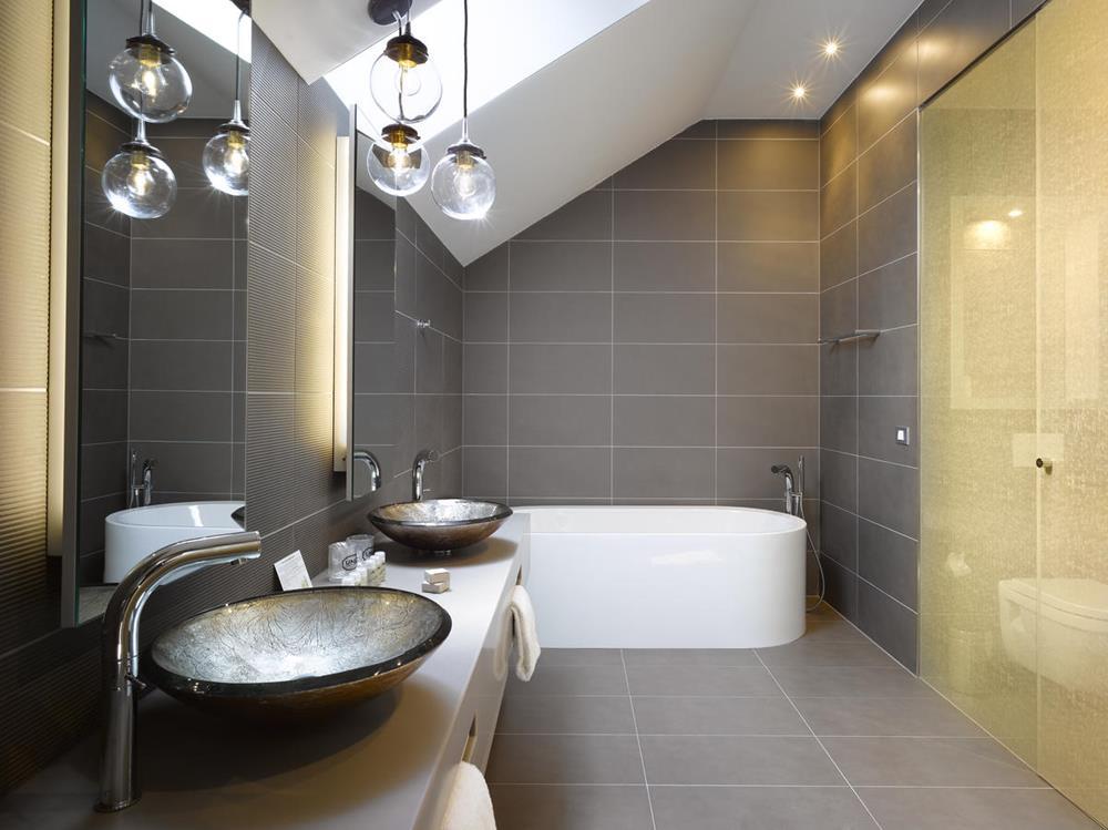 布拉格-住宿-布拉格優納酒店-浴室