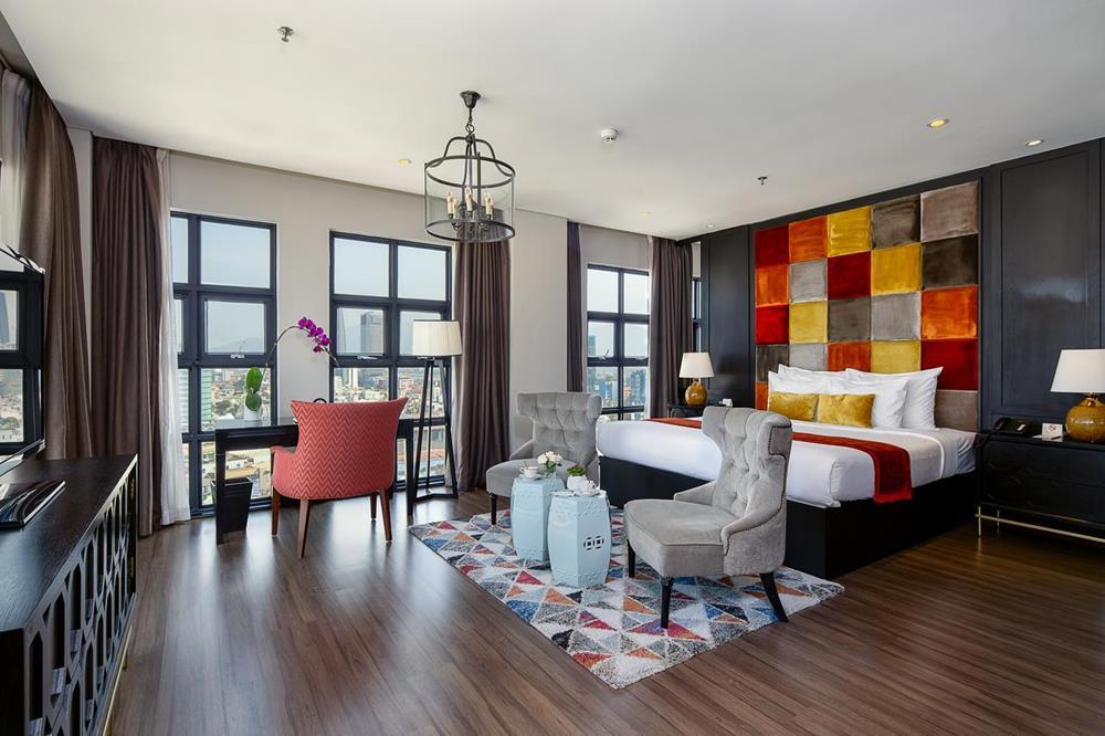 峴港-住宿-推薦-峴港桑諾瓦酒店-雙人房