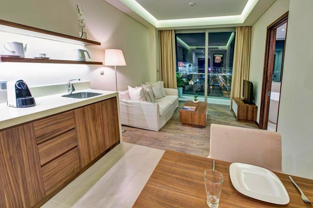峴港-住宿-推薦-阿拉卡特海灘度假酒店-公寓式套房