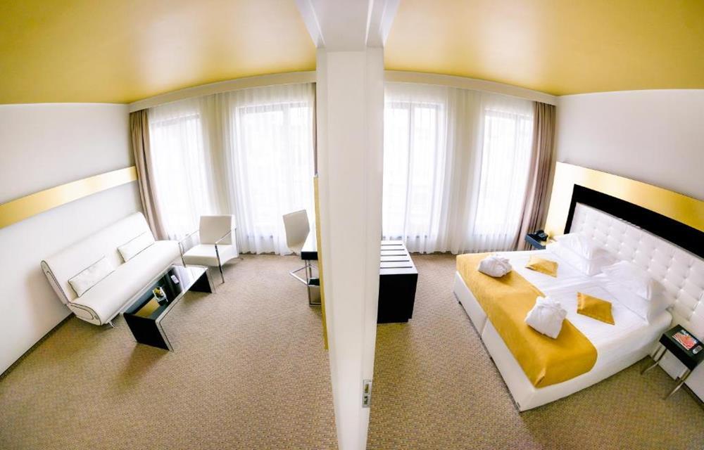 布拉格-住宿-格拉迪爾酒店-套房