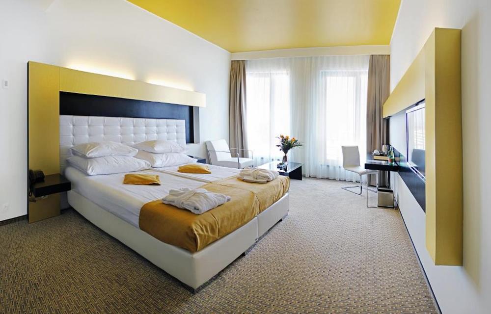 布拉格-住宿-格拉迪爾酒店-豪華雙人房