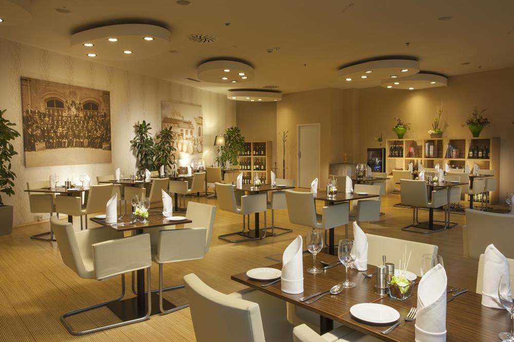 布拉格-住宿-格拉迪爾酒店-餐廳
