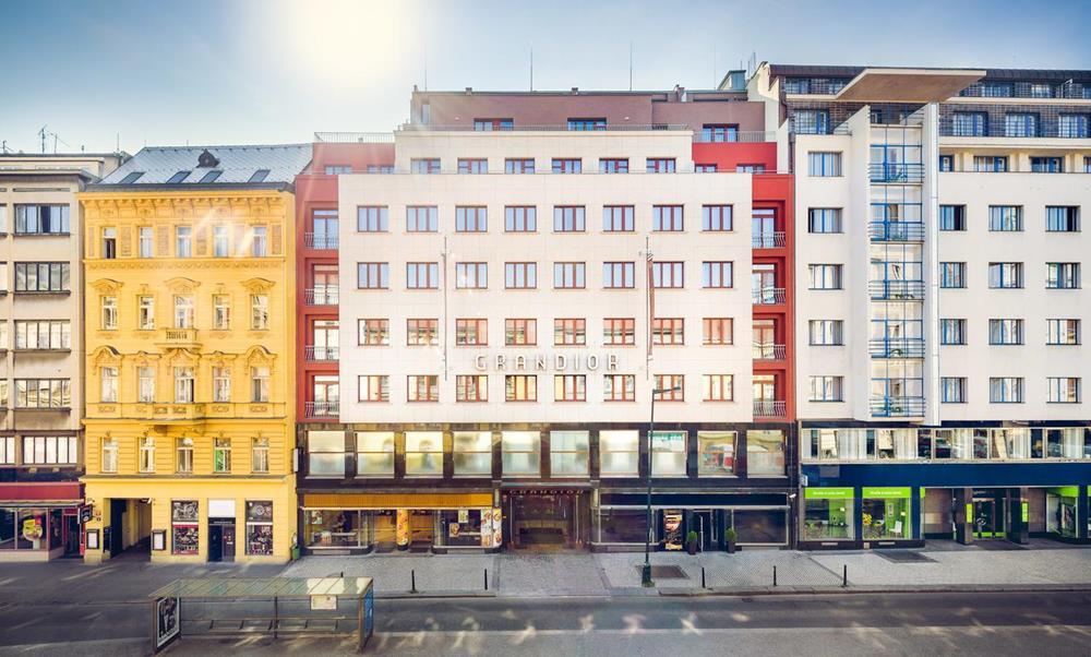 布拉格-住宿-格拉迪爾酒店