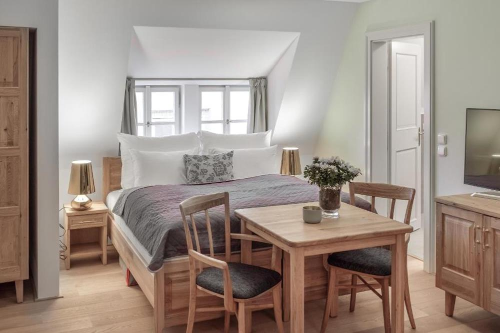 布拉格-住宿-藍橡木公寓-單房公寓