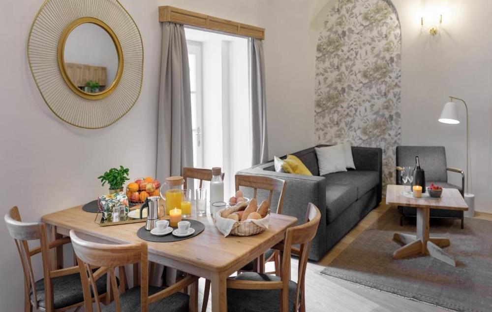 布拉格-住宿-藍橡木公寓-雙臥室公寓