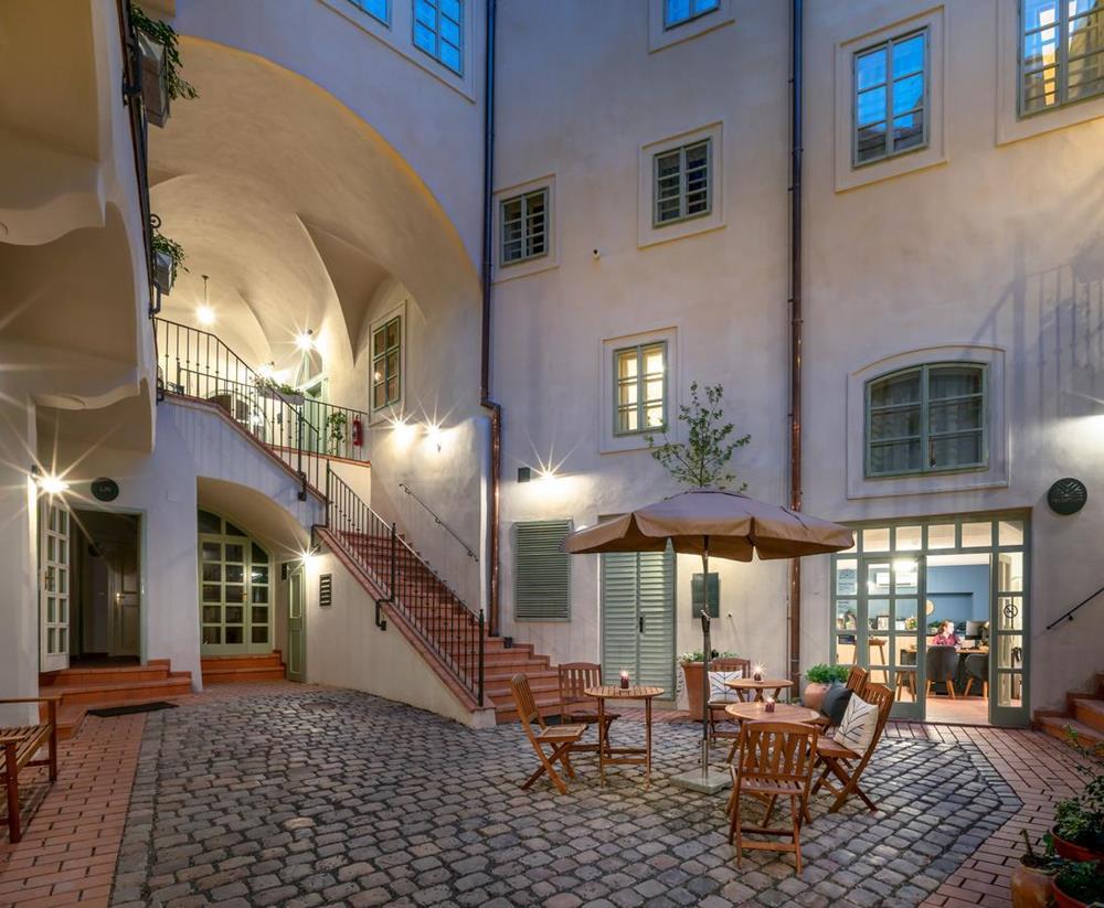 布拉格-住宿-藍橡木公寓