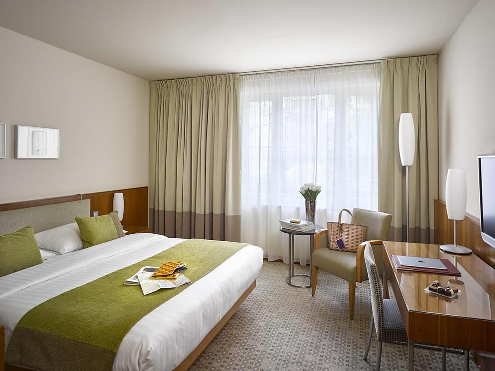 布拉格-住宿-KK中央酒店-雙人房