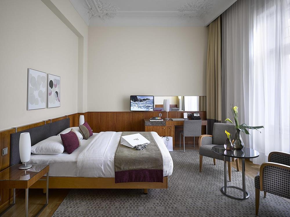 布拉格-住宿-KK中央酒店-雙人房2