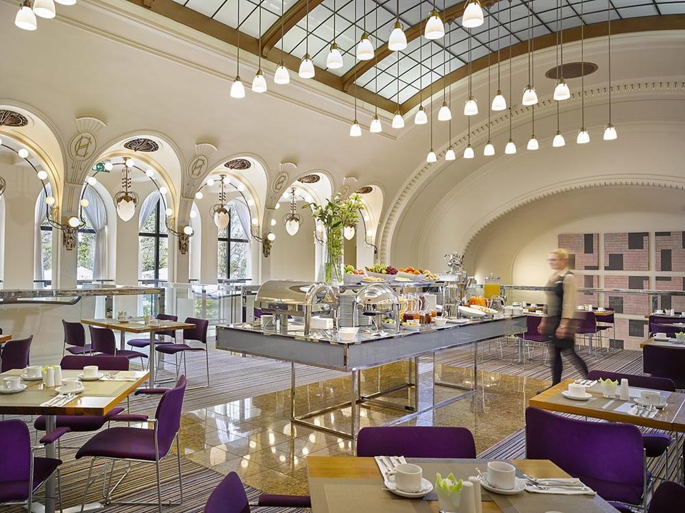 布拉格-住宿-KK中央酒店-餐廳