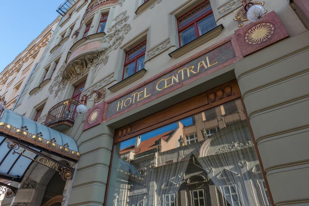 布拉格-住宿-KK中央酒店