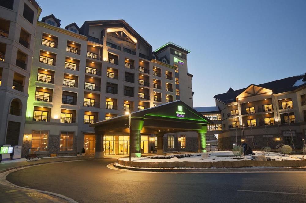 韓國-滑雪-度假村-住宿-平昌阿爾卑斯希亞假日酒店