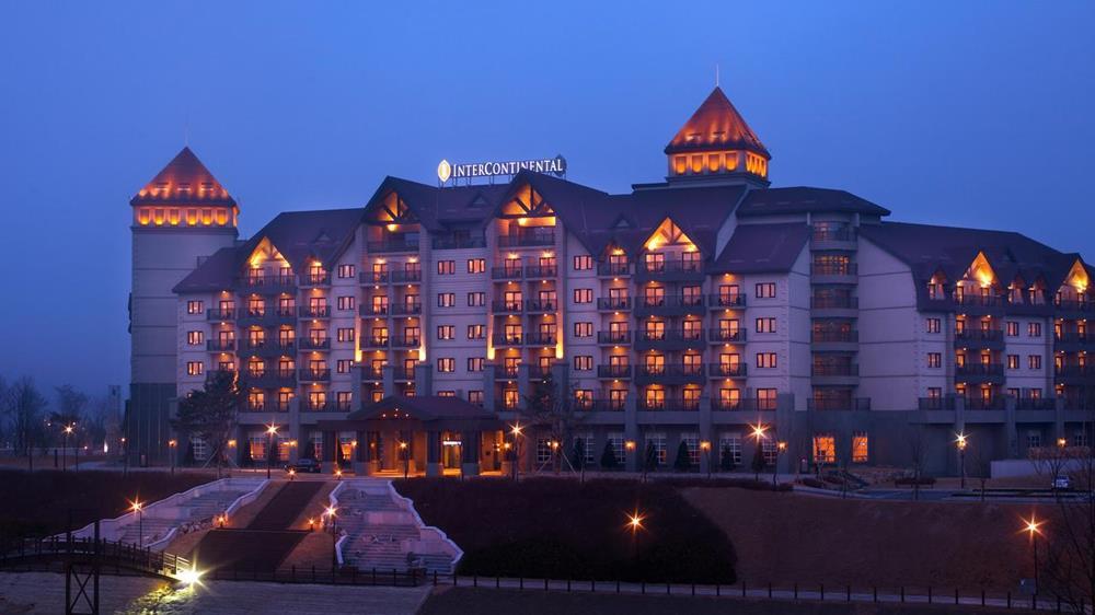韓國-滑雪-度假村-住宿-洲際酒店阿爾卑斯平昌度假村