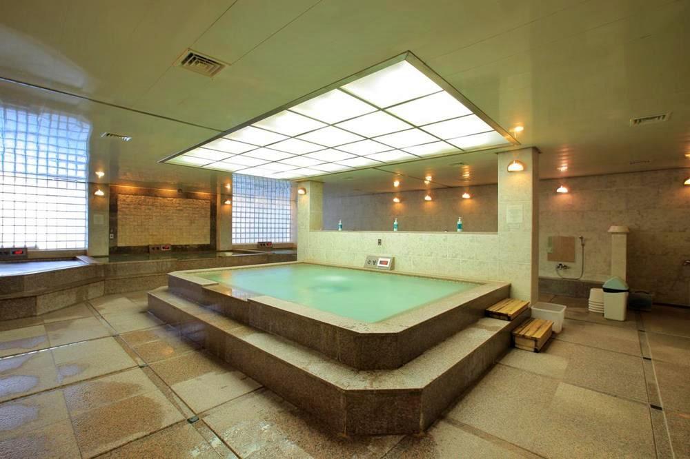 韓國-滑雪-度假村-住宿-龍之谷龍平度假村飯店-三溫暖