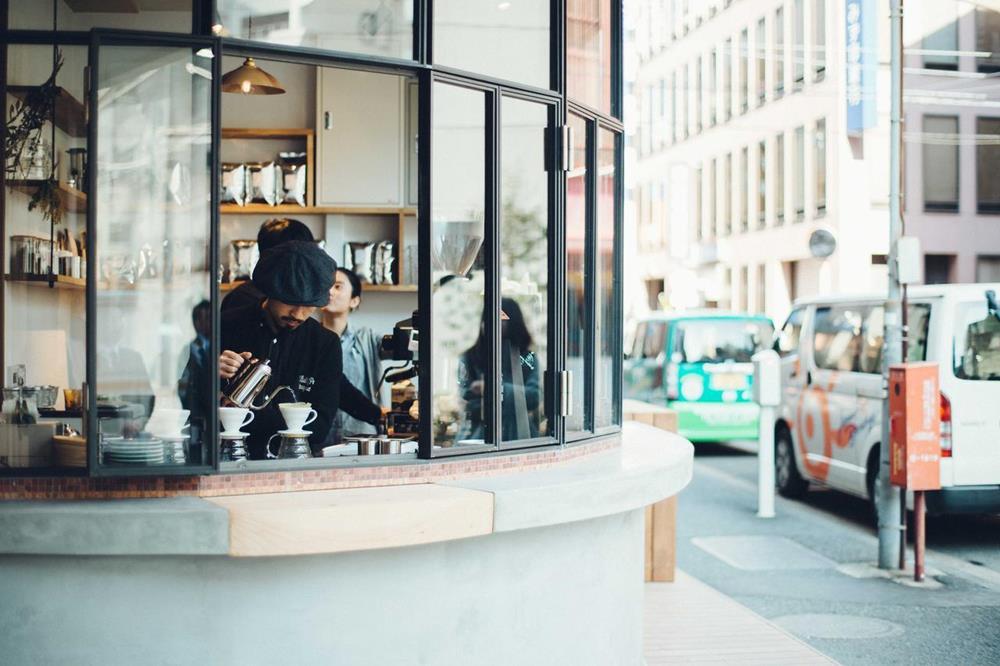 東京-特色-青年旅館-citan-hostel-咖啡