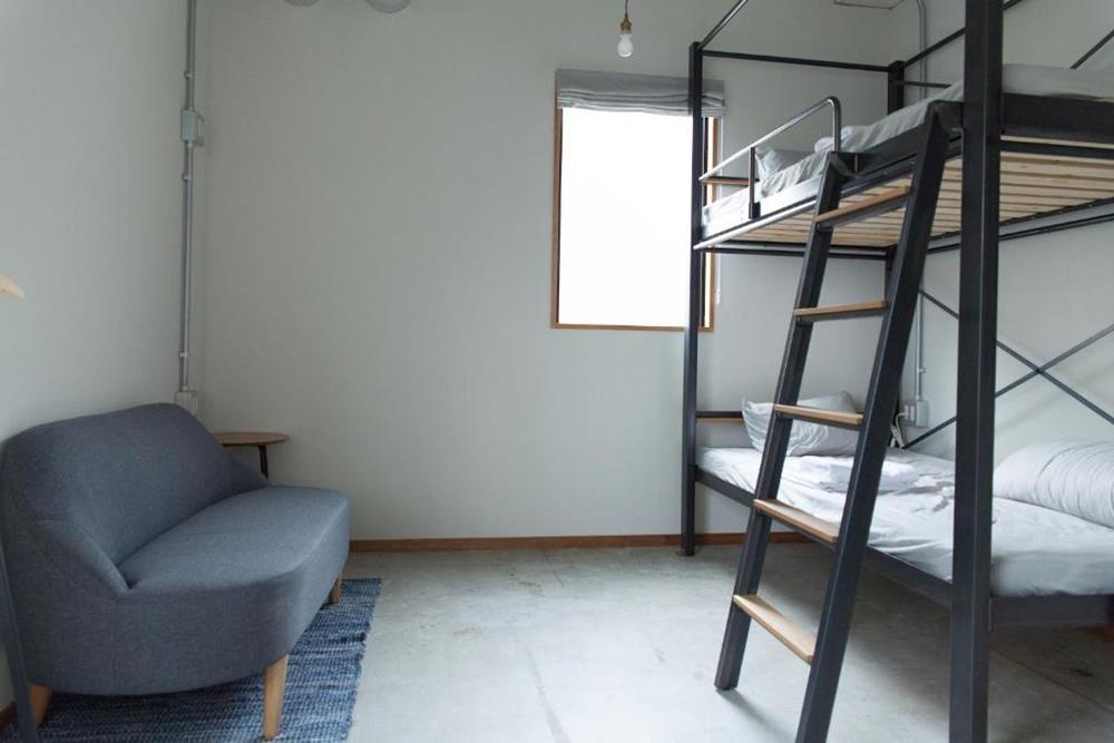 東京-特色-青年旅館-citan-hostel-豪華雙床房