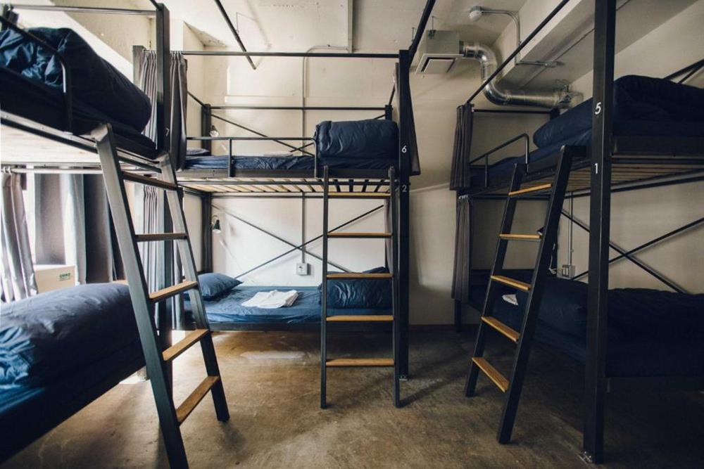 東京-特色-青年旅館-citan-hostel-8床