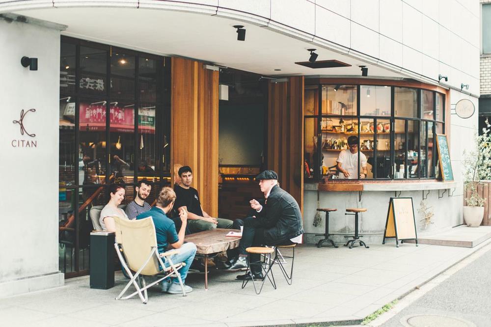 東京-特色-青年旅館-citan-hostel