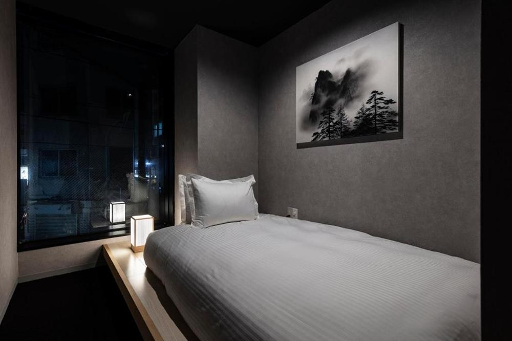 東京-特色-青年旅館-hostel-zen-tokyo-豪華混合轉角客房