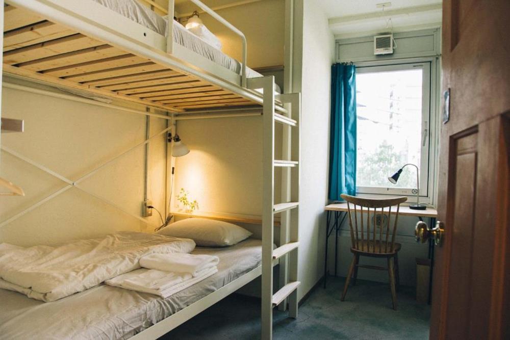 東京-特色-青年旅館-nui-hostel-經濟雙床房