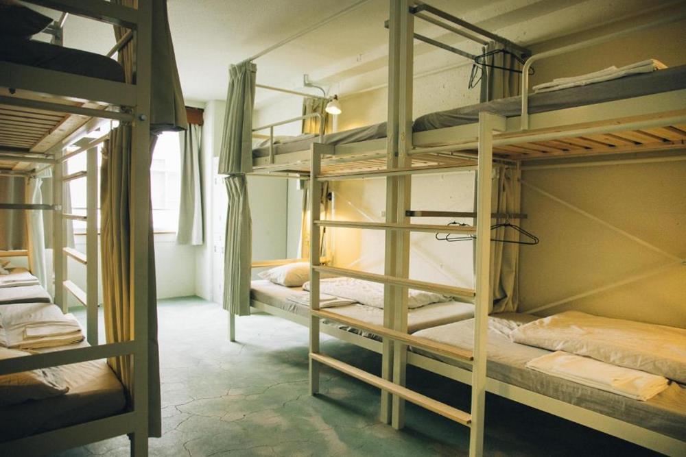東京-特色-青年旅館-nui-hostel-8人宿舍