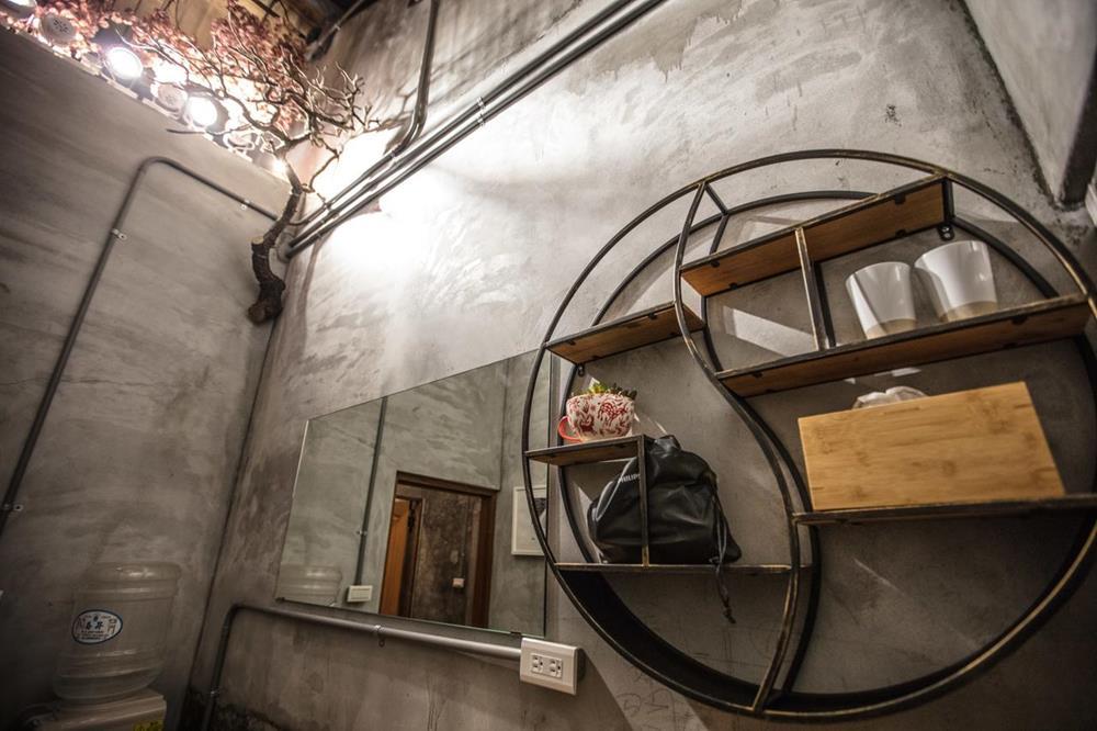 神農青舍-廁所