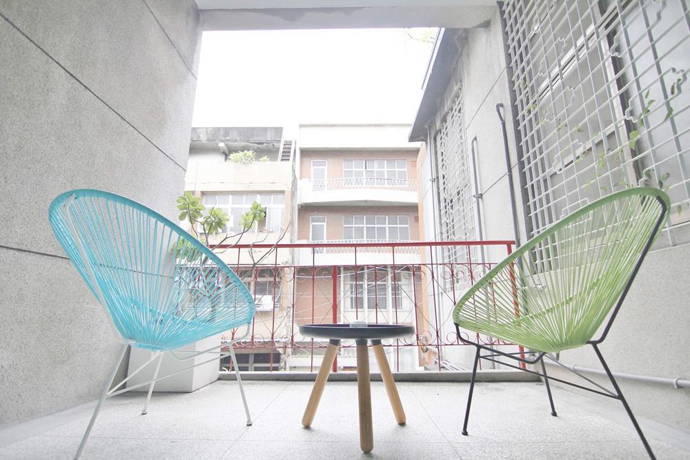 高雄-同居-陽台