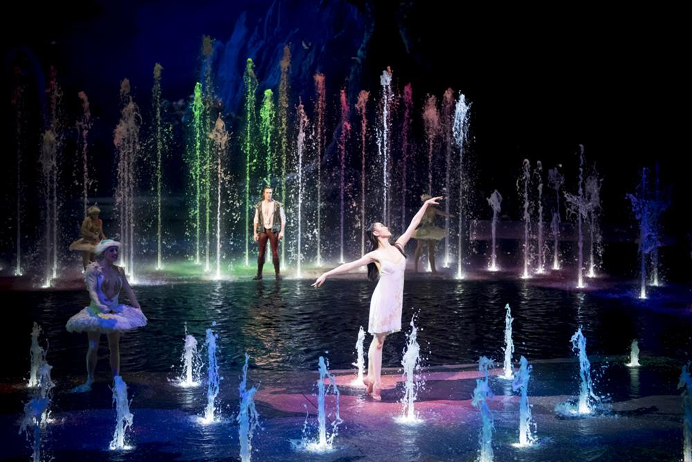澳門-自由行-景點-水舞間