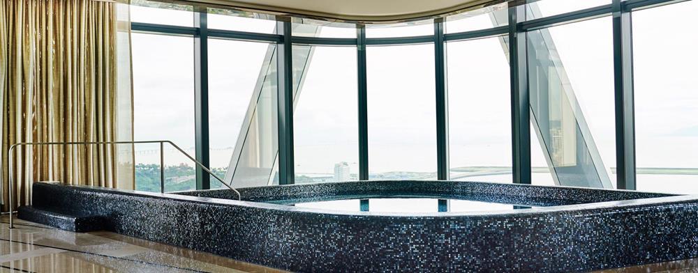 澳門-飯店-摩珀斯酒店-泳池別墅
