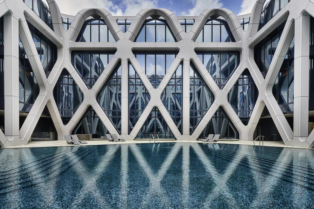 澳門-飯店-摩珀斯酒店-空中泳池