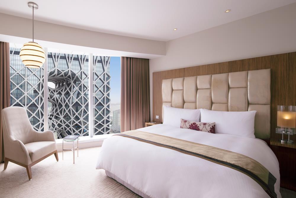 澳門-飯店-迎尚酒店-標準大床客房