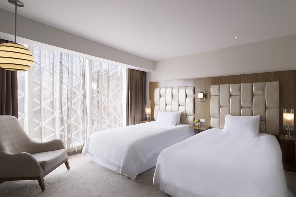 澳門-飯店-迎尚酒店-高級雙床客房
