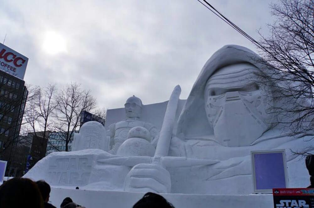 2020-春節旅遊-日本-札幌雪祭