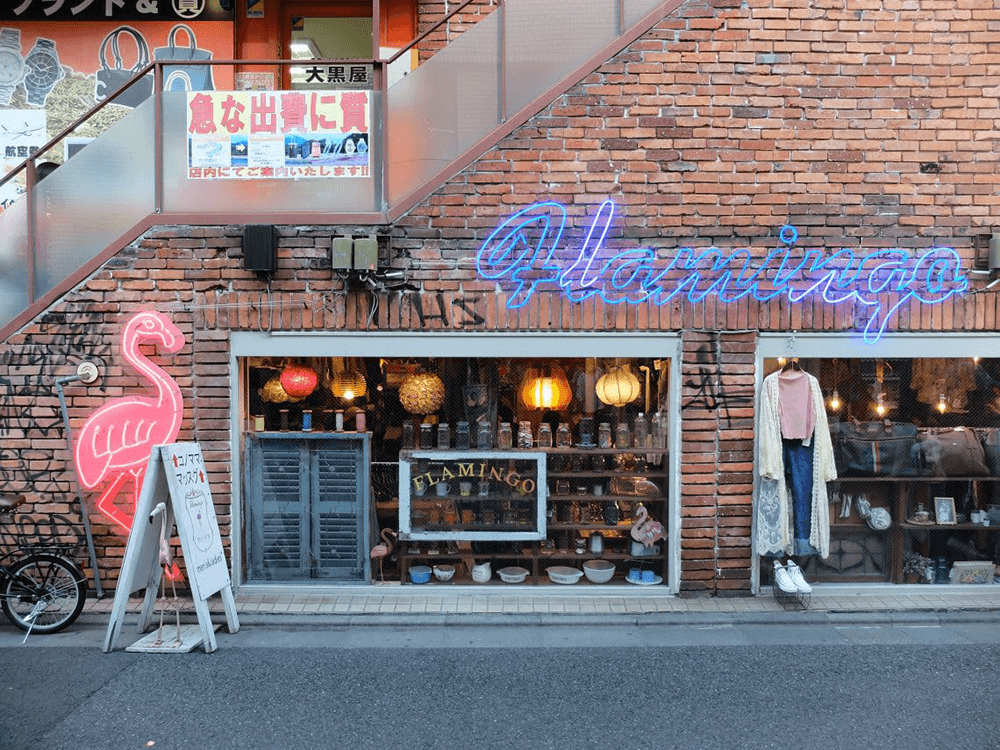 2020-東京-自由行-下北澤-古著
