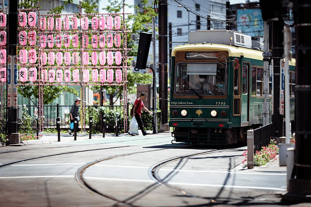 2020-東京-自由行-都電荒川線