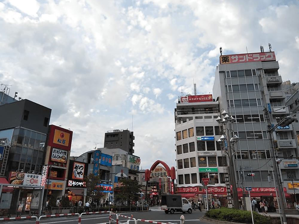 2020-東京-自由行-高圓寺