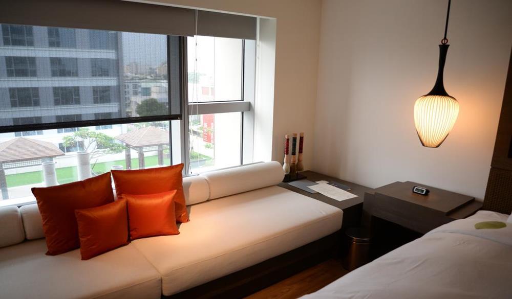 台南晶英酒店豪華家庭房#5