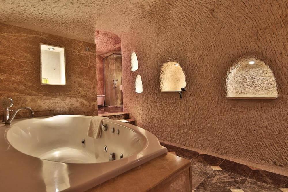 岩洞特級精品套房酒店—內夫瑟希爾-一號套房