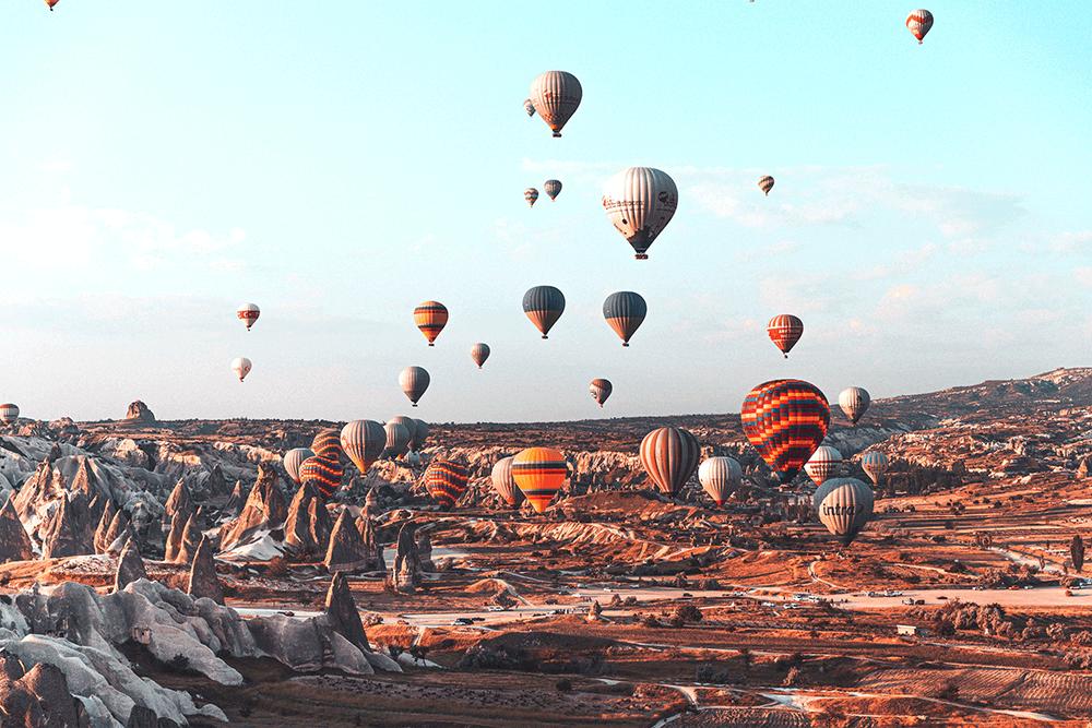 土耳其-卡帕多奇亞